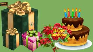 Happy Birthday in Persian, Greetings, Messages, Ecard, Animation, Latest Birthday Wishes Video