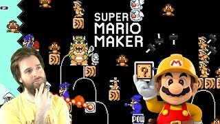 This is What Mario Maker is All About! | Super Expert No Skip [#07] [GAMEPLAY]