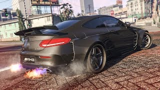 EPIC REAL LIFE CAR STUNTS! - (GTA 5 Stunts & Fails)
