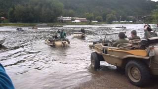 Plavba KDF a Gaz 16.8. 2014 - Vjezd do vody II
