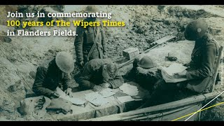 100 Years Wipers Times Flanders Fields (1/5)