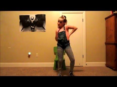 11 Year Old Dances