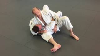 Scarf Hold (Kesa Gatame) Submissions - Judo technique for BJJ