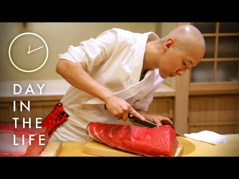 Xxx Mp4 A Day In The Life Of A Sushi Master • Tasty 3gp Sex