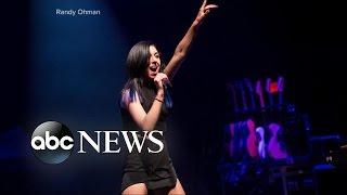 Christina Grimmie Killed During Concert