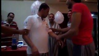 المصريون يحتفلون بعيد ميلاد على نغمات احمد شيبه
