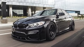 BMW M3 F80 Fully Equipped in 4K Video Shoot