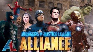 Avengers v Justice League: ALLIANCE - Epic Fan Film Supercut
