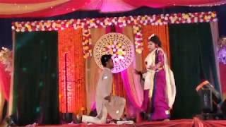 Bangladeshi holud wedding Dance ( Billal N Mim wedding) 2