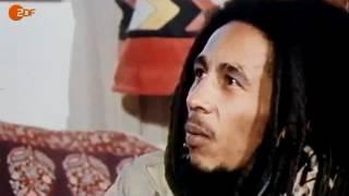 Bob Marley - rare interview footage (standard english translation in description)