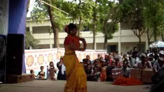 Dance fo Mirza Golam Hafiz College