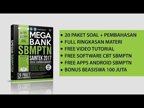 Mega Bank SBMPTN Saintek 2017