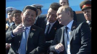 BREAKING China Russia War Drills Mediterranean & China Military troops deployed Idlib Syria 9/11/18