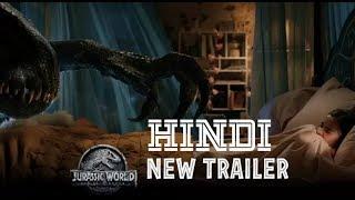 Jurassic World : Fallen Kingdom - Hindi Trailer# 2