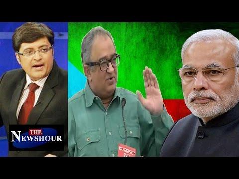 watch Balochistan - An International Issue: The Newshour Debate (15th Sep 2016)