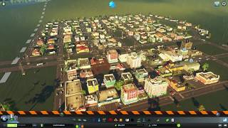 Cities Skylines EP2 - Building More Residential Areas