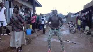 Ibrahim Buwembo Dancing to Balaumba by BEBI PHILLIP ft EDDY KENZO