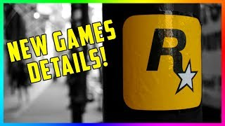 NEW ROCKSTAR GAMES TITLES, THE FUTURE OF GTA ONLINE & MORE REVEALED BY TAKE-2 INTERACTIVE BOSS!