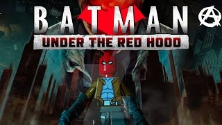 Lego Batman Under the red hood