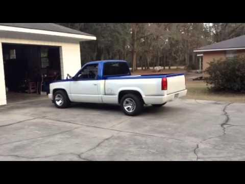 Ls swap 92 chevy truck
