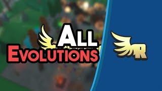 [Roblox] Miners Haven: HOW TO GET EVOLVED REBORN ITEMS (Getting ALL evolved reborn items)