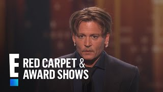 Johnny Depp is The People's Choice for