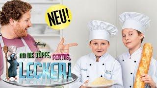 An die Töpfe, fertig, lecker! - Trailer | Ab 2. April im Disney Channel