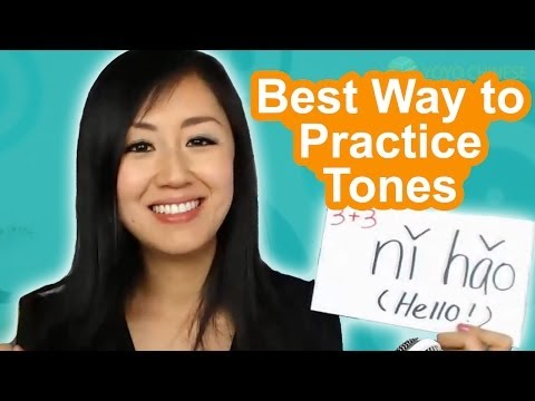 Chinese Tone Pairs How to Practice and Master Mandarin Tones
