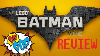The LEGO Batman Movie Review | DIS POP | 02/17/17