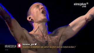 Linkin Park - Bleed It Out Live at Rock am Ring 2014
