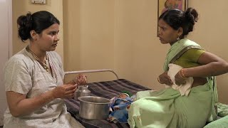 Breast Engorgement (Spanish) - Breastfeeding Series
