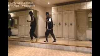 ISHQ WALA LOVE | choreography - (Lyrical) By Roshan (suvojit) & Popoye (soumyajit)
