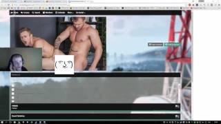 Streamer kommer til at åbne porno