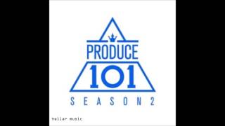 produce 101 season 2 knock open up full audio