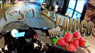 ALN1001 S1001RR RED | PÂNICO NOS ‹ MORANGO › #1