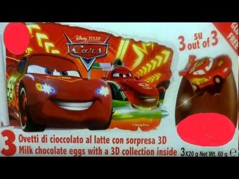 Xxx Mp4 12 Cars 3D Cars 2 Disney Pixar Lightning McQueen Kinder Surprise Eggs 3gp Sex