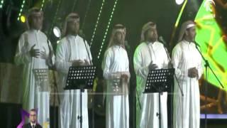 المنشد محمود هلال منشد الشارقة 9 والسهرة الاخيرة أنشودة يا ايها المختار