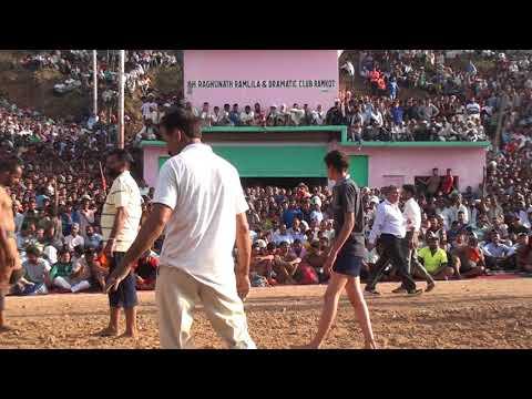 Xxx Mp4 लडकियों की कुस्ती Ritu Haryana Nitu Up Ramkote दंगल 2018 3gp Sex