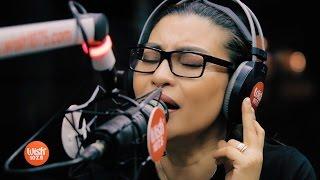 Lani Misalucha sings