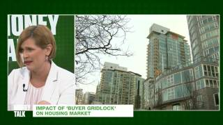 Buyer Gridlock in the Toronto and Vancouver Housing Market - TD Bank