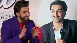 Ranveer Singh Doing Aditya Chopra