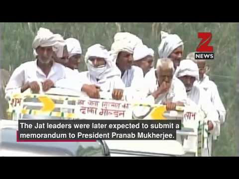 Quota stir: Haryana Jats threaten to block roads to Delhi on March 20, cut milk supply