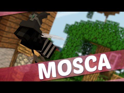 Vida de Inseto Minecraft 2 A MOSCA BRUXA
