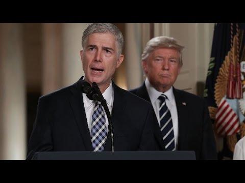 Gorsuch Trump s judge tweets are demoralizing