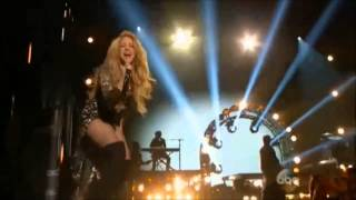 Shakira Empire -Live- Billboard Video Music Award 2014