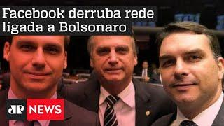 Facebook derruba rede ligada a Bolsonaro