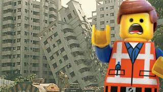 Lego Earthquake