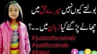 Zainab Kaur Case | January 2018