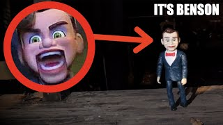 I FOUND BENSON IN REAL LIFE! *Toy Story 4*