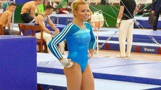 Gymnastics Dorina Böczögő Floor Highlights
